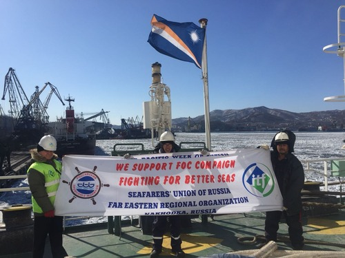 Collective Agreement is Mandatory for Ships under Convenience Flag