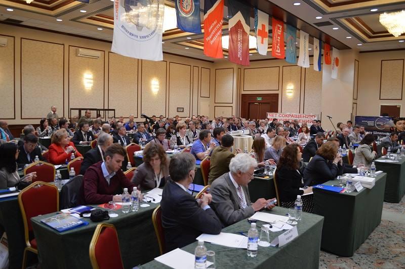 В Москве состоялся IX Съезд Конфедерации труда России